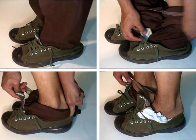 , 'Roupas para Sapatos,' 2007, Fortes D'Aloia & Gabriel