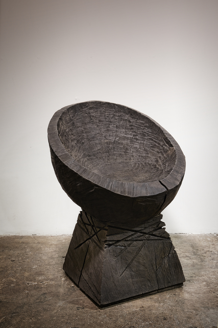 , 'Seat #20,' 2014, Armel Soyer