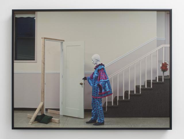 , 'Door (Jessie Pierrot) (film still),' 2018, Rubber Factory