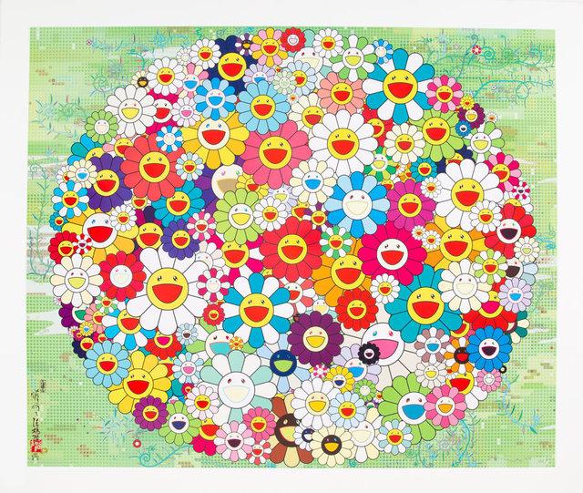 Takashi Murakami, 'Open Youd Hands Wide', 2010, Heritage Auctions