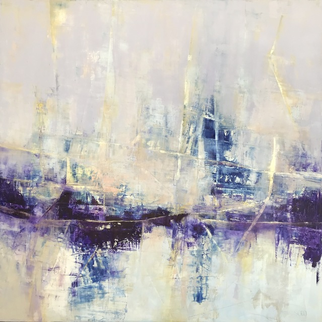 , 'Bridge,' 2018, Petroff Gallery