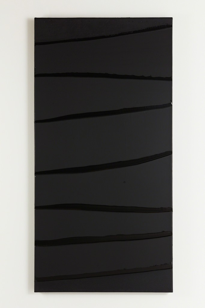 Pierre Soulages, Peinture 181 x 81 cm, 7 avril 2007