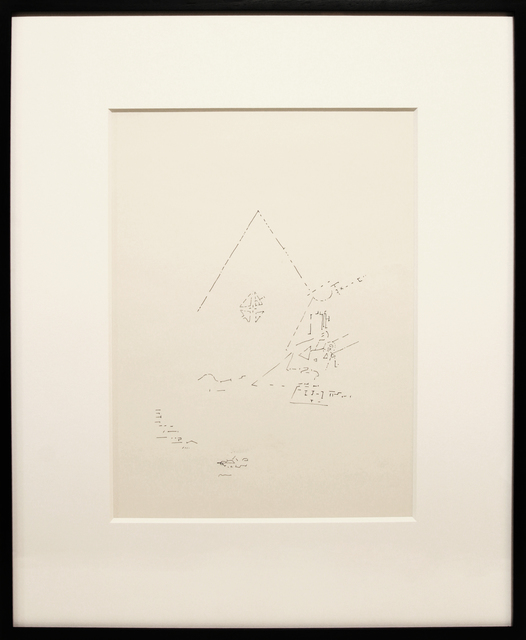 , 'UNTITLED (CT 1647),' 1963, Anglim Gilbert Gallery