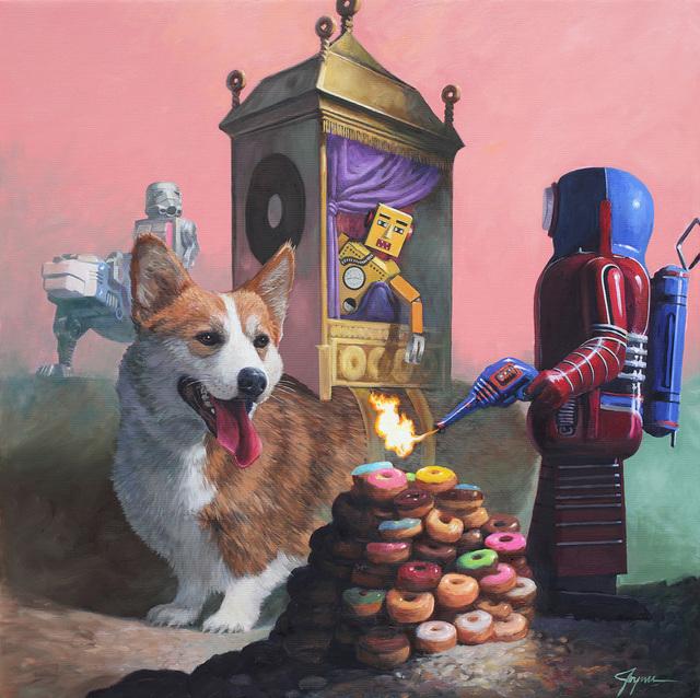 , 'Corgi of Vallejo ,' , Corey Helford Gallery