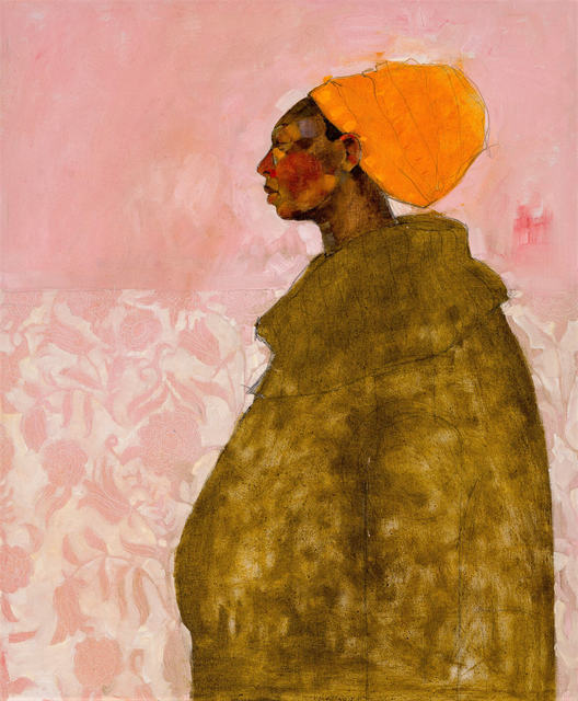 , 'Lucy on Pink ,' 2018 , Out of Africa Gallery
