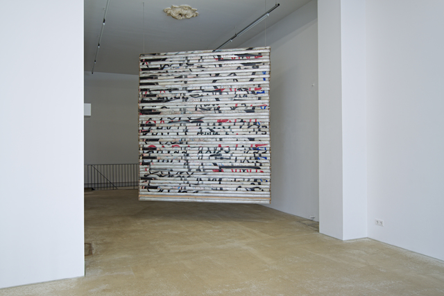 , 'Scramble,' 2015, Daniel Marzona
