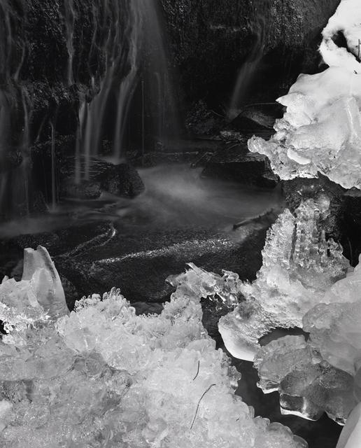 , 'Ice Stream,' 2013, Gallery Luisotti