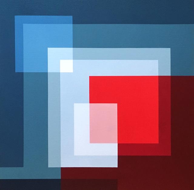 , 'Seashell geometry,' 2018, Artig Gallery