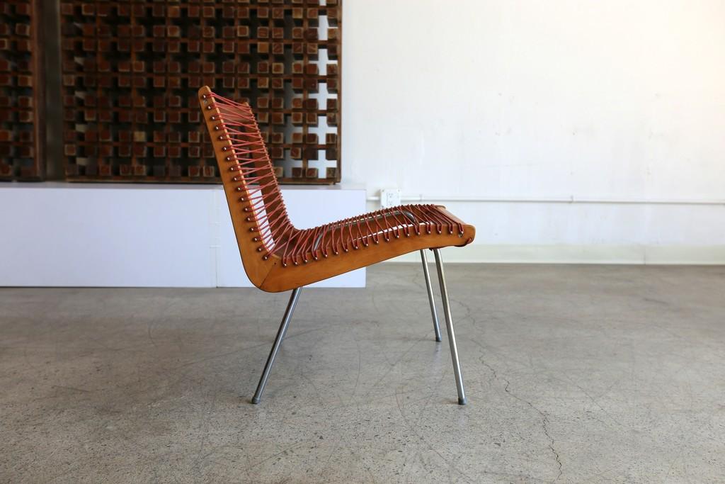 Robert J Ellenberger, U0027String Chair By Robert J Ellenberger For Calfab  Furniture Company,