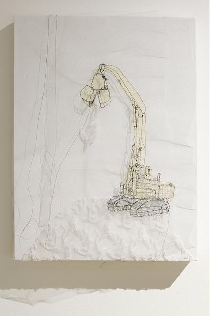 Jannick Deslauriers, 'Grue à chenille', 2015, Art Mûr