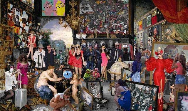 , 'Sight. Jan Brueghel & Peter Paul Rubens,' 2016, Cynthia Corbett Gallery