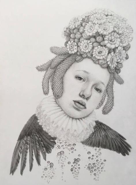 , 'Infanta Invencible,' 2019, Andra Norris Gallery
