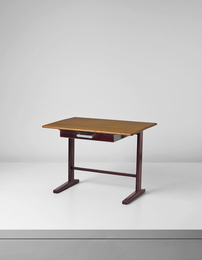 "Jean Prouvé, '""Cité"" table,' ca. 1932, Phillips: Design"