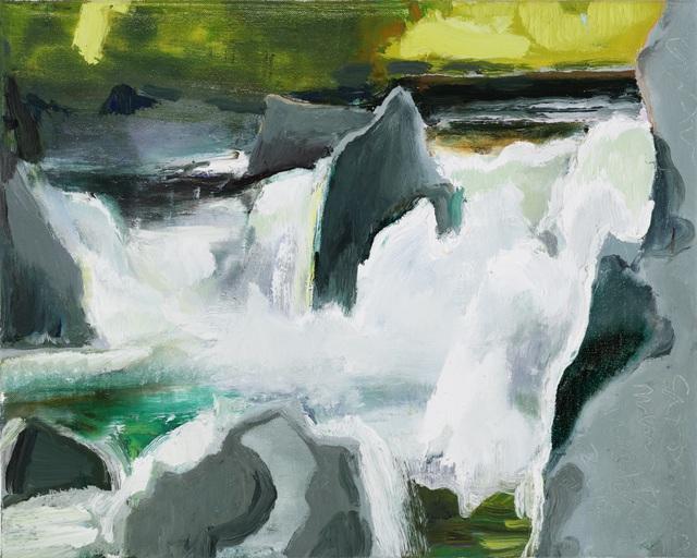 , 'The Falls,' 2019, Tayloe Piggott Gallery