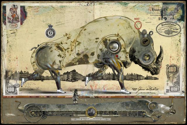 Bruno Mallart, 'Rhi-note etc', 2013, Galerie Bayart