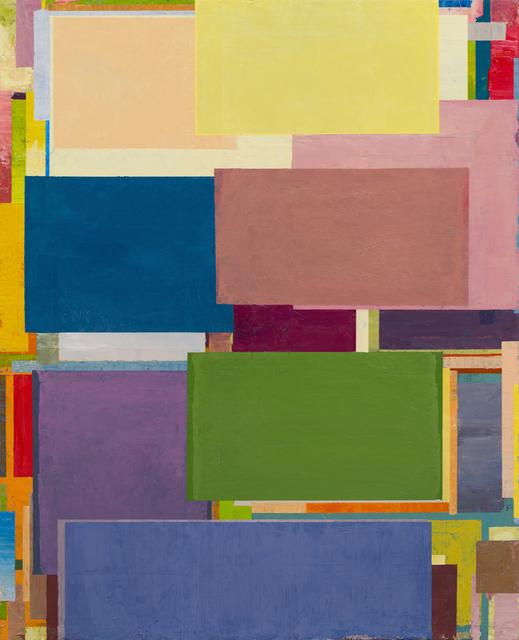 , 'Den Tisch in die Ecke stellen 58 将桌子置于角落 58,' 2017, PIFO Gallery