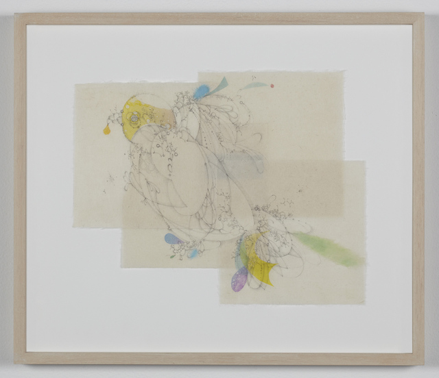 , '2014年.3月.ドローイング.水曜日 2014. March. drawing. Wednesday ,' 2014, Tomio Koyama Gallery