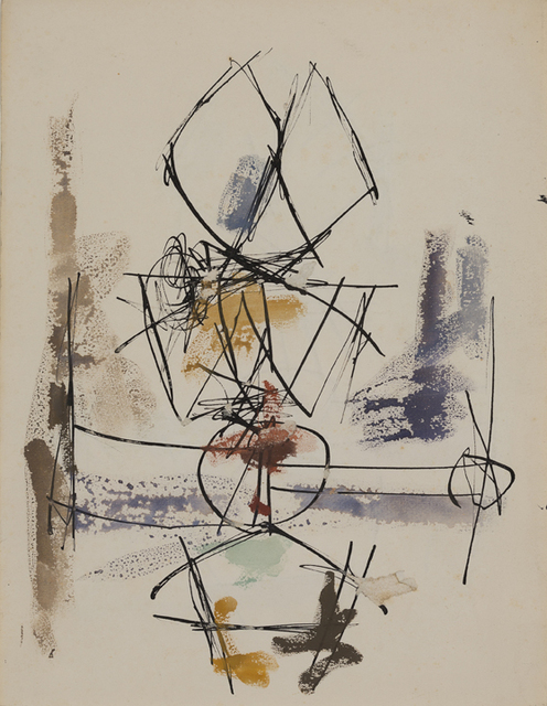 , 'Untitled (Figure 7),' ND, Aicon Gallery