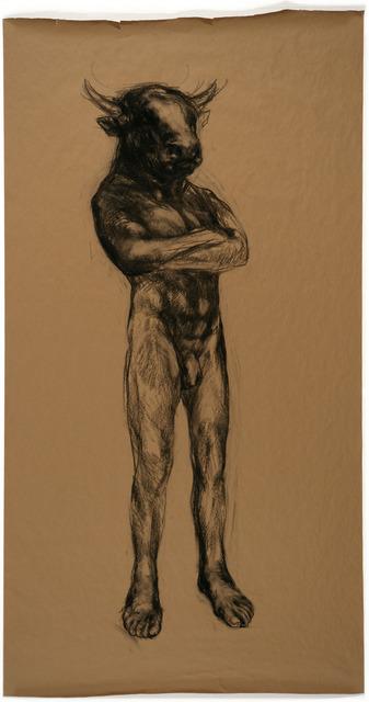 , 'Standing Figure (Minotaur),' 2005, Tayloe Piggott Gallery