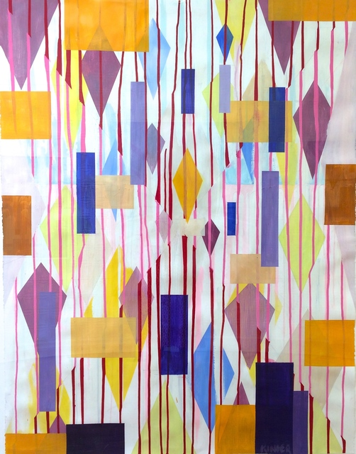 , 'WOP 101-18,' 2018, Sara Nightingale Gallery