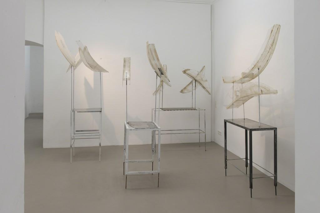Duplets, exhibition view, Charim Galerie Wien, 2017