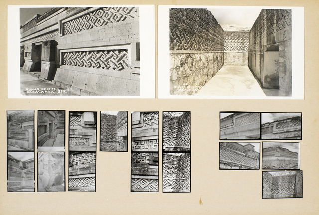, 'Untitled (Mitla, Mexico),' 1956, Guggenheim Museum