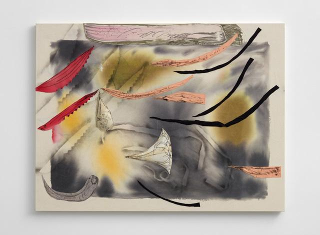 , 'Blood, Sea,' 2017, Pippy Houldsworth Gallery