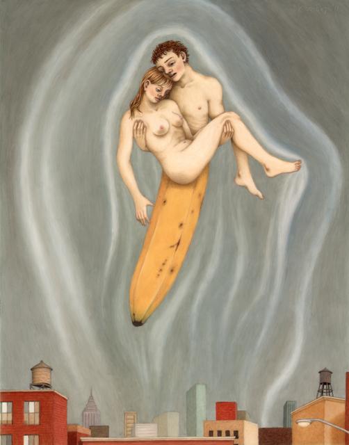 , 'BANANAMAN - Transported,' 2011, Albert Merola Gallery