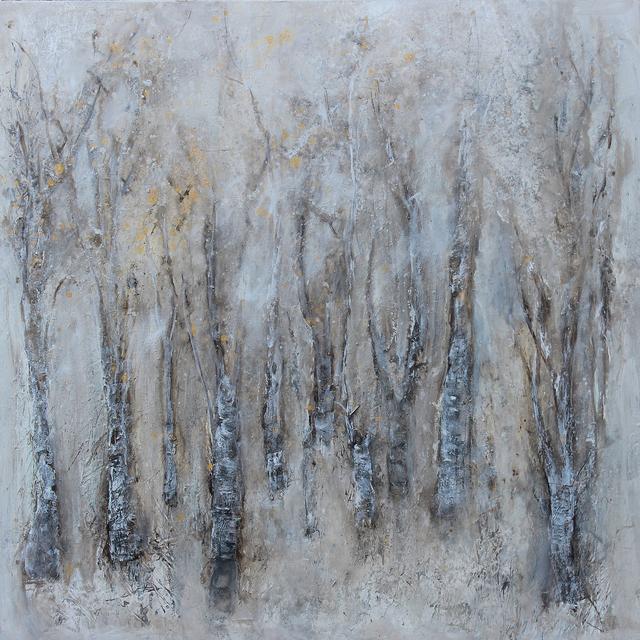 , 'Winter Birch ,' 2017, Sarah Wiseman Gallery