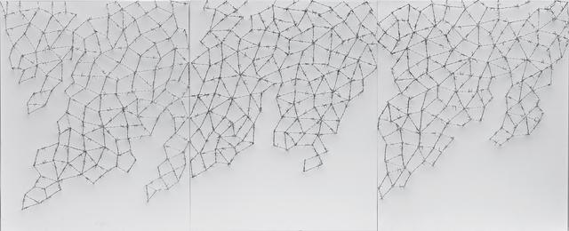 , 'Mosaic of a Little World,' 2018, Zilberman Gallery
