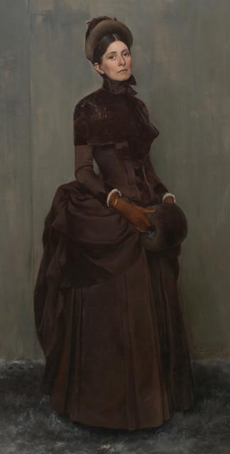 , 'Elizabeth Boott Duveneck,' 1888, Isabella Stewart Gardner Museum