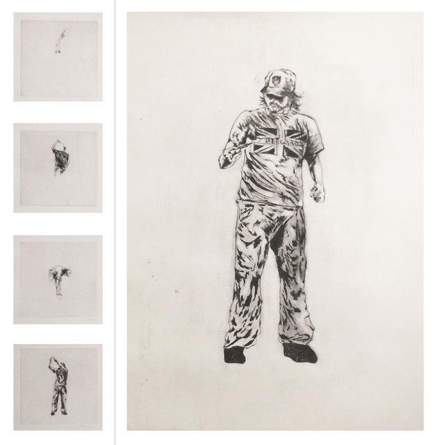 , 'Robespierre,' 2012, MLF | MARIE-LAURE FLEISCH