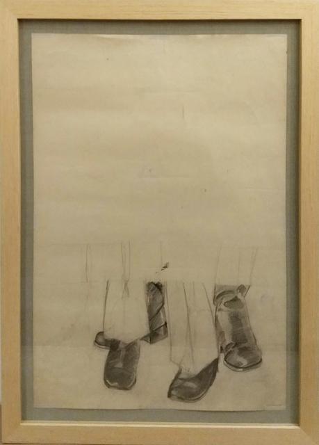 , 'Me llaman Trinity y Nevada Smith - 2 (Boceto),' 1972, Casas Riegner