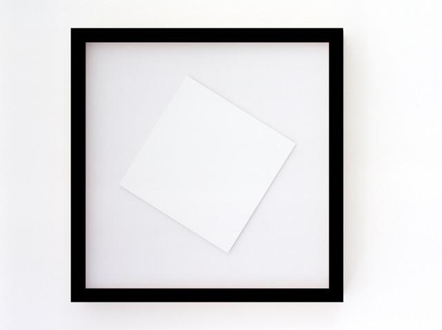 , 'Rotating Square II,' 2011, SCAI The Bathhouse