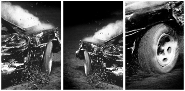 , 'Orderville, Utah, #1, 2 and 3 - Triptych,' 2015, Galerie Thierry Bigaignon
