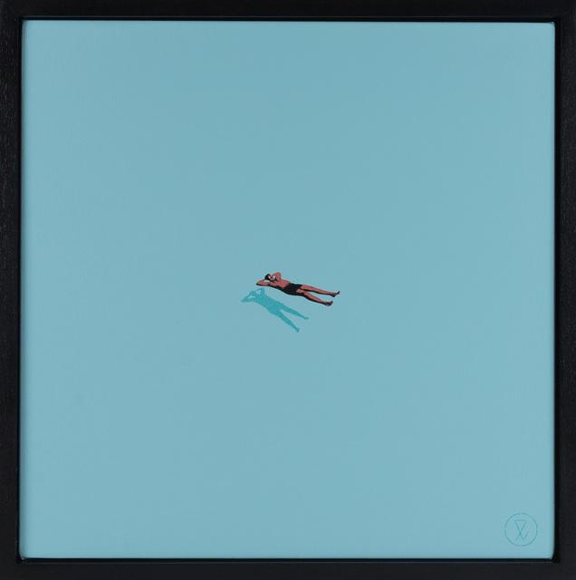 , 'Adrift,' 2017, Lawrence Alkin Gallery
