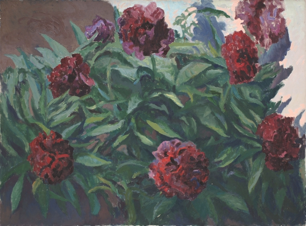 , 'Peonies,' ca. 1965, Robert Eagle Fine Art