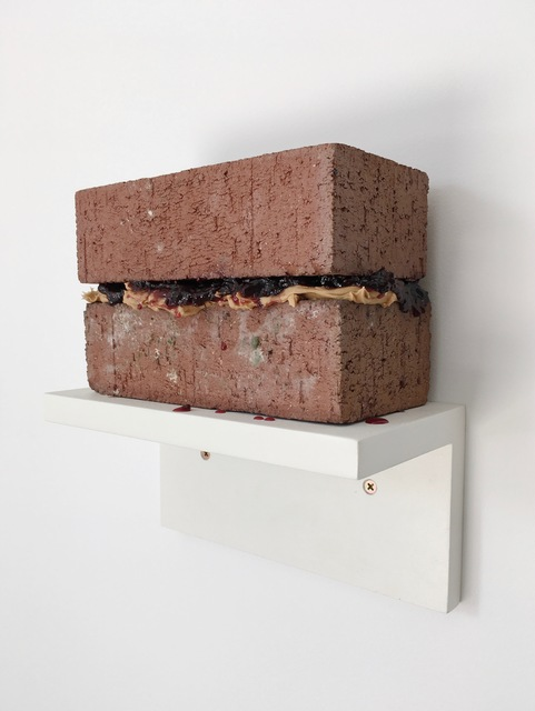 , 'Peanut Butter & Jelly Bricks,' 2018, Mother Gallery