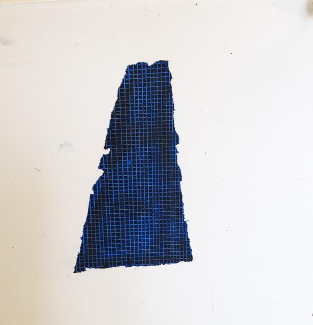 Julia Bloom, 'Scratched V', 2017, Addison/Ripley Fine Art