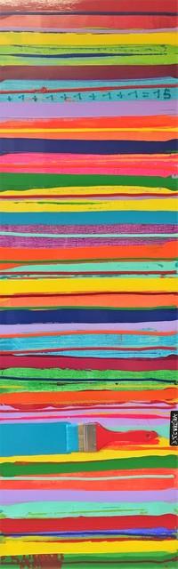 , 'Code Barre,' 2018, Bouillon d'Art Galerie