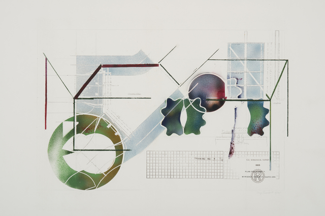 , 'Untitled (Drawing No. 9),' 1975, Casemore Kirkeby