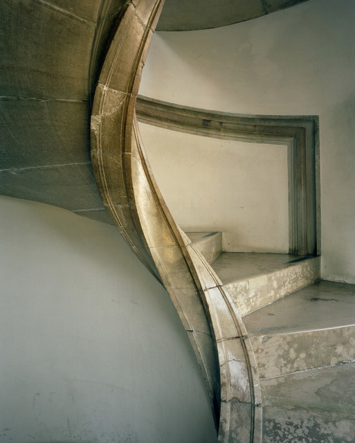 Michael Eastman, 'Stairwell, Palace', 2012, William Shearburn Gallery