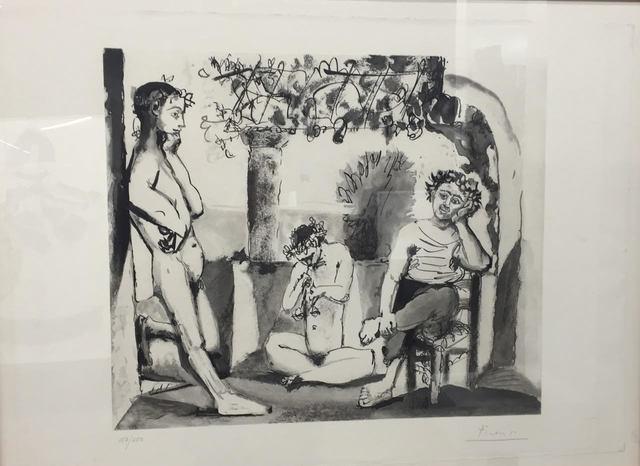 , 'Bacanale,' 1955, Artgráfico