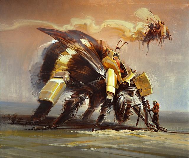 , 'Bumblebee,' 2015, Galerie SOON