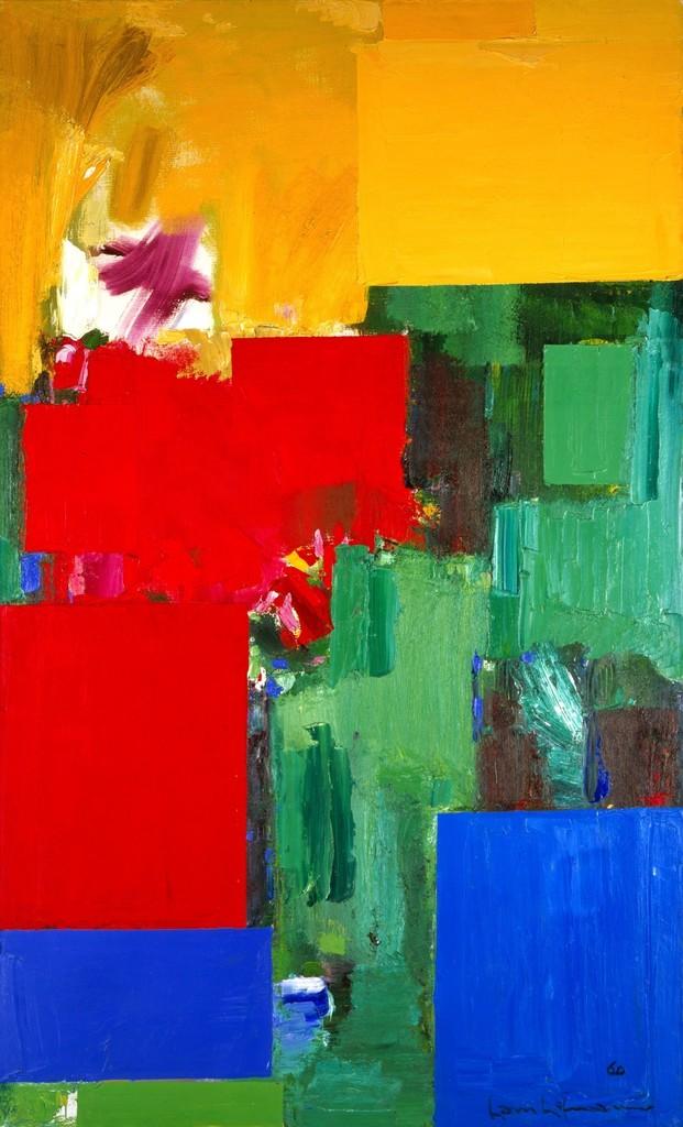 Hans Hofmann, 'Elysium,' 1960, Blanton Museum of Art