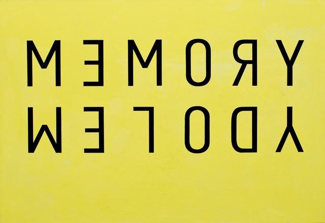 Enn Erisalu, 'Memory Melody', 1991, Gallery Jones