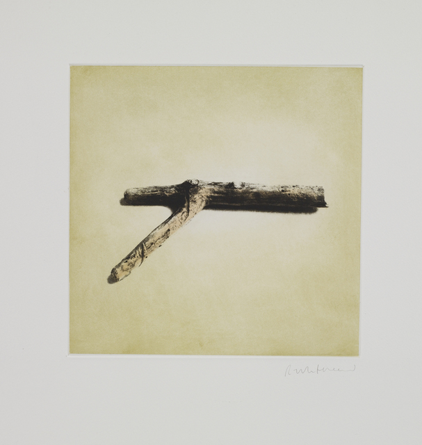 , 'Untitled 04 from 12 Objects, 12 Etchings,' 2010, Paragon