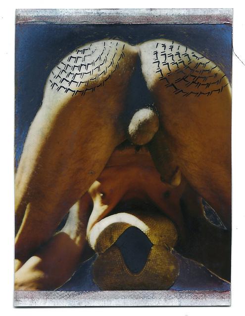 , 'Autorretrato 93,' 1995, Galería Quetzalli