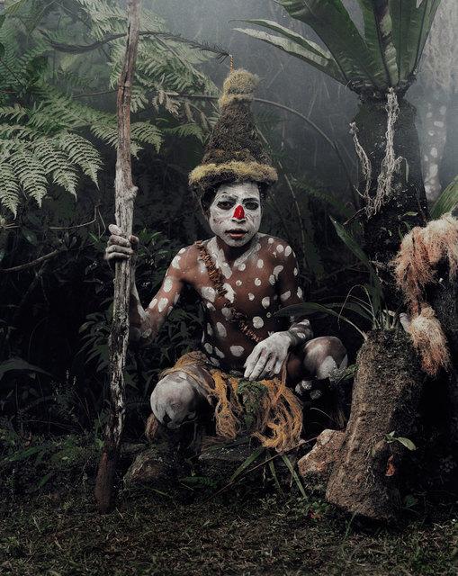 , 'XV 59 Gogine Boy Goroka, Eastern Highland papua New Guinea - Goroka, Papua New Guinea,' 2010, WILLAS Contemporary