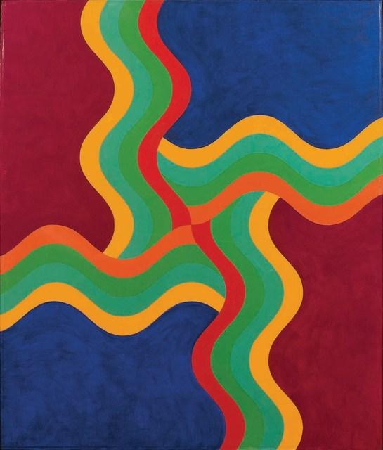 , 'Composition,' 1970, Grey Art Gallery